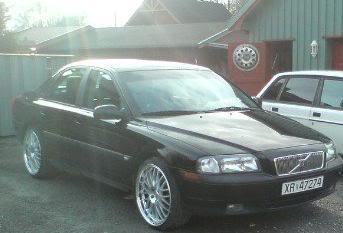 Volvo s80 felger