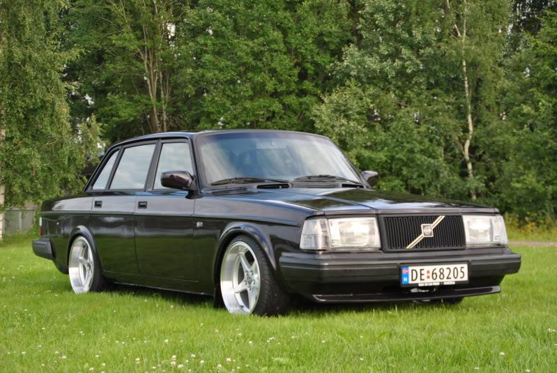 Volvo styling sverige