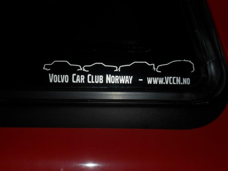 Bård: 92 245 Classic, Endelig solgt [Arkiv] Volvo Car Club