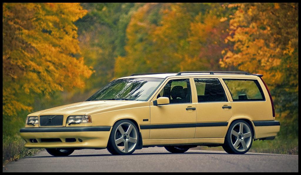 Volvo V70 2.0 Flexifuel Kokemuksia